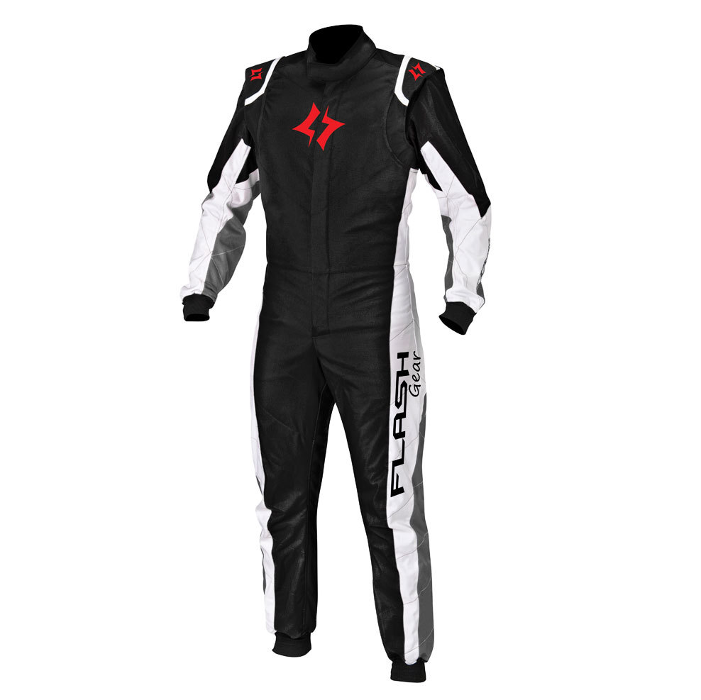 Level 2 Go Kart (Customized) Racing Suit, CIK/FIA Professional Karting Ride