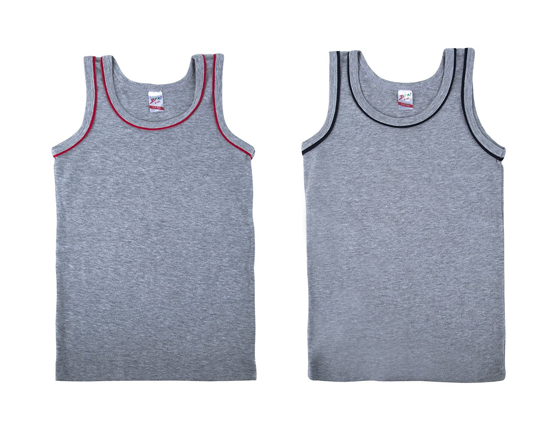 benetia Boys Girls Tank Undershirts 3-Pack Size 8