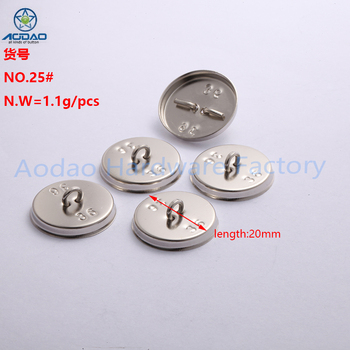 Wholesale Upholstery Buttons Sofa Leather Cover Buttons With Thick