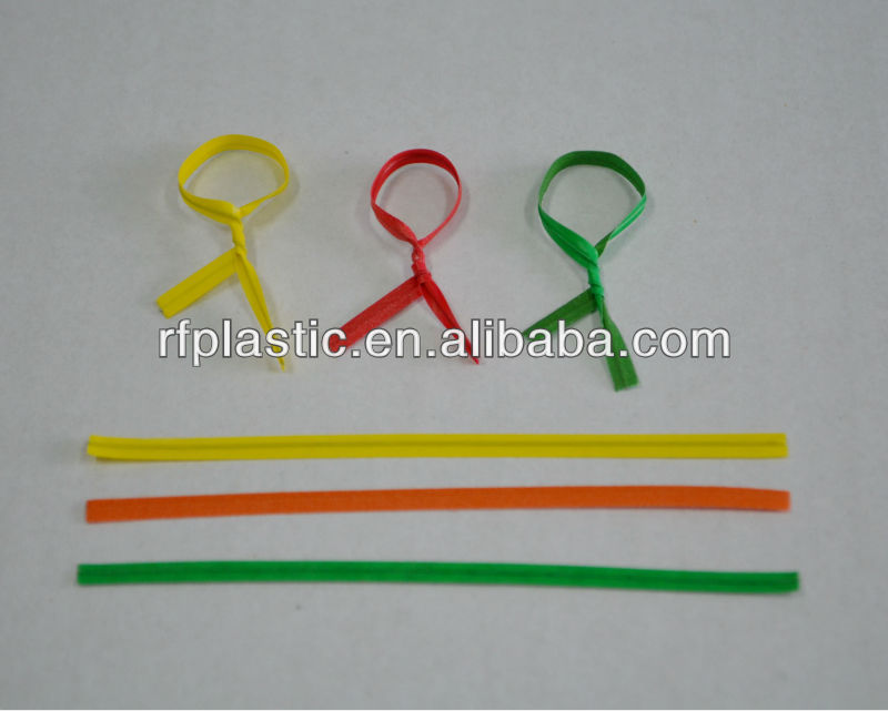 various plastic cable twist tie for electrical