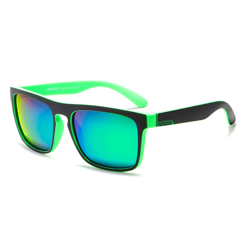 befc0920ea UV400 KDEAM Óculos Polarizados Esportes óculos de Sol TAC Clip on óculos  Quadrado 2019 Novos Produtos