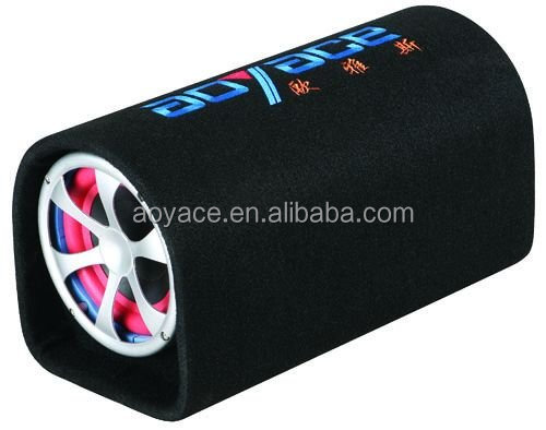 "4"" 5"" 6"" 8"" 10"" 12"" 12v 220v powered car 24 inch subwoofer"