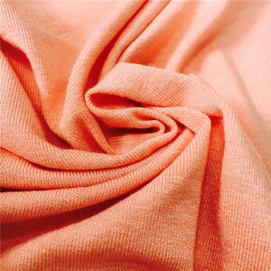 wholesale cheap viscose spandex jersey fabric for t-shirt