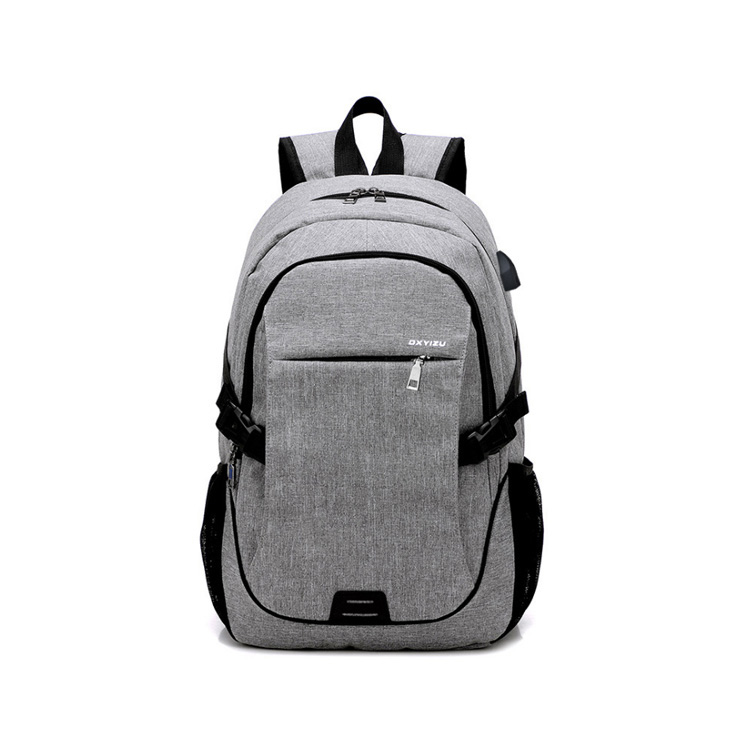 China Supplier Wholesale Customized Design Backpack Type Polyester School bag