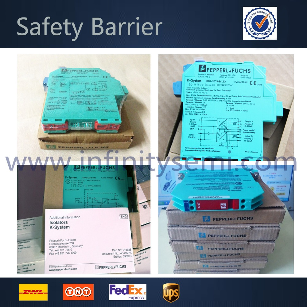 (P+F Safety Barrier) Z710