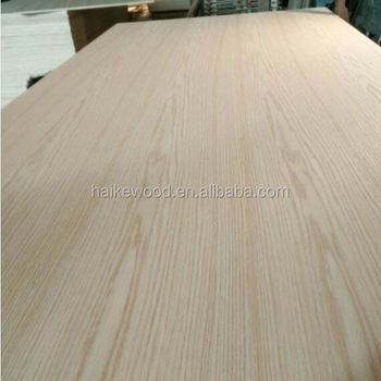 5mm Natural Red Oak Veneered Mdf Sheets