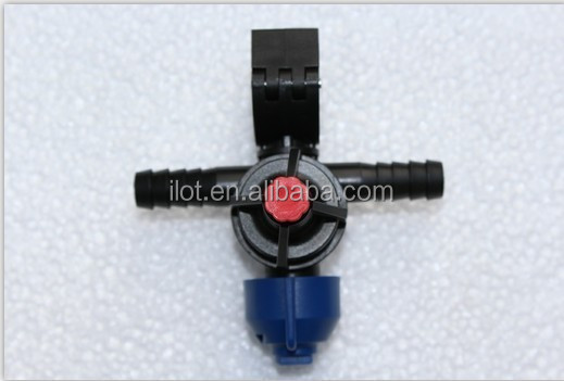 Taizhou iLOT Adjustable Agriculture Anti-drip Boom Spray Nozzle
