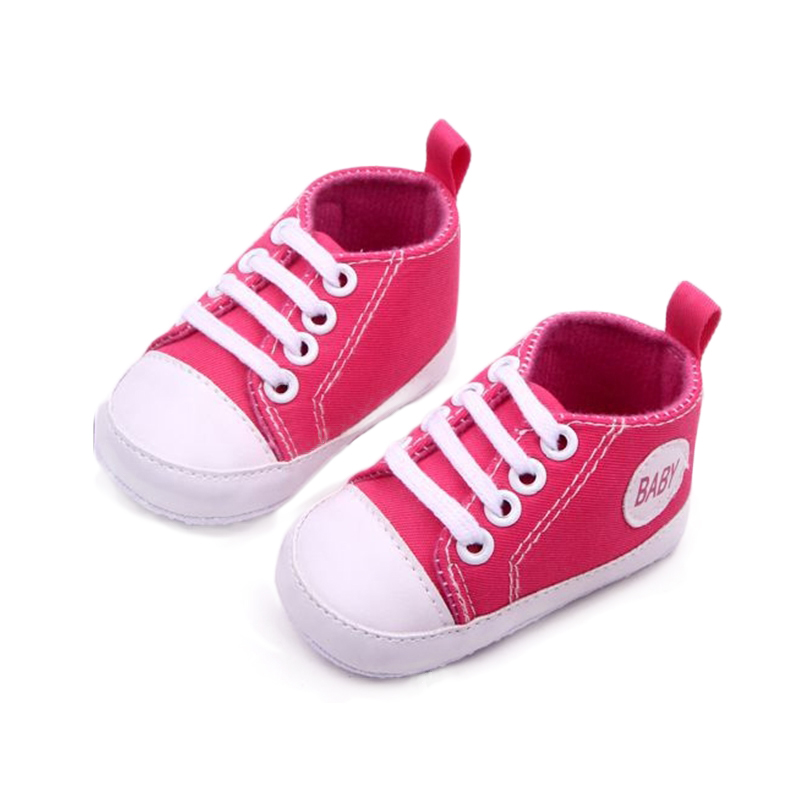 New Kids Children Boy&Girl Sports Shoes baby Sneakers Baby Infant Soft Bottom First Walkers