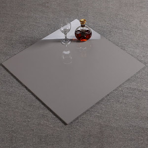 GOODONE.light grey polished porcelain shiny floor tiles 600x600 large gloss vitrifie floor room glass tiles backsplash in China