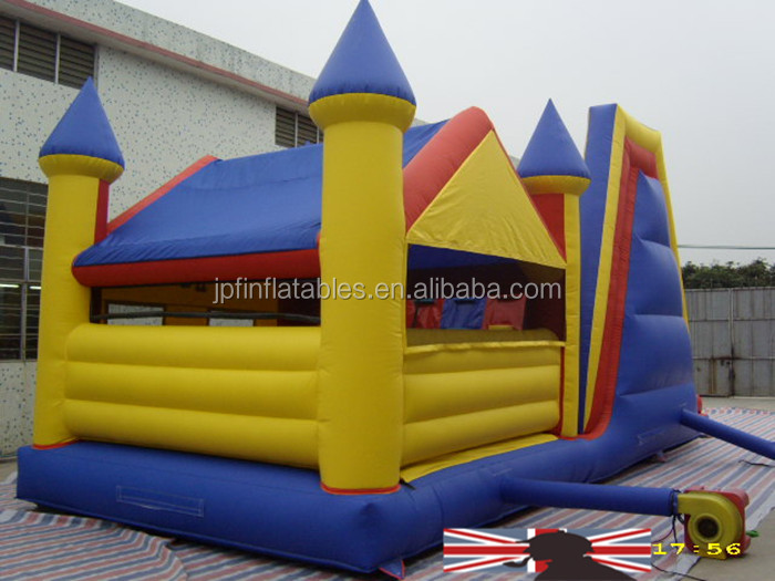 2019 advertising MacDonald inflatable bouncy castle for kids / inflatable bounce for event
