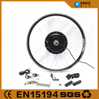 low price 500w electric bicycle kit with 20 inch front/rear wheel hub motor