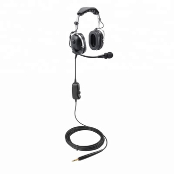 02e8fc1d6ec Aviation Ground Support headset substitute for David clark headset Noise  Reduction Ratings