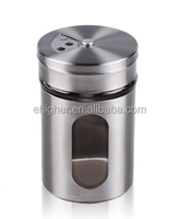 Wholesale Kitchen Stainless Steel Tea Canisters