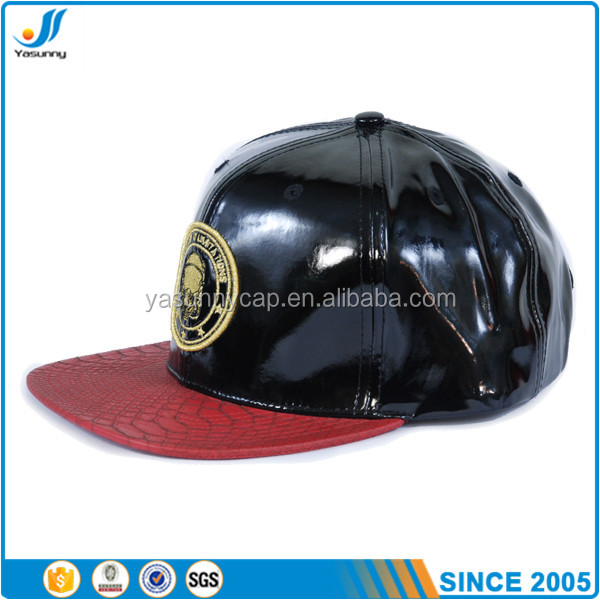 07156303b6229 2017 newest design high quality embroidered custom leather snapback caps  for wholesale