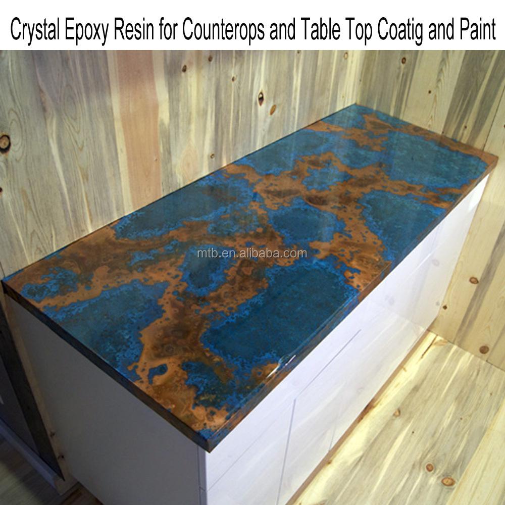 top glass epoxidharz holz tisch und m bel klebstoff und. Black Bedroom Furniture Sets. Home Design Ideas