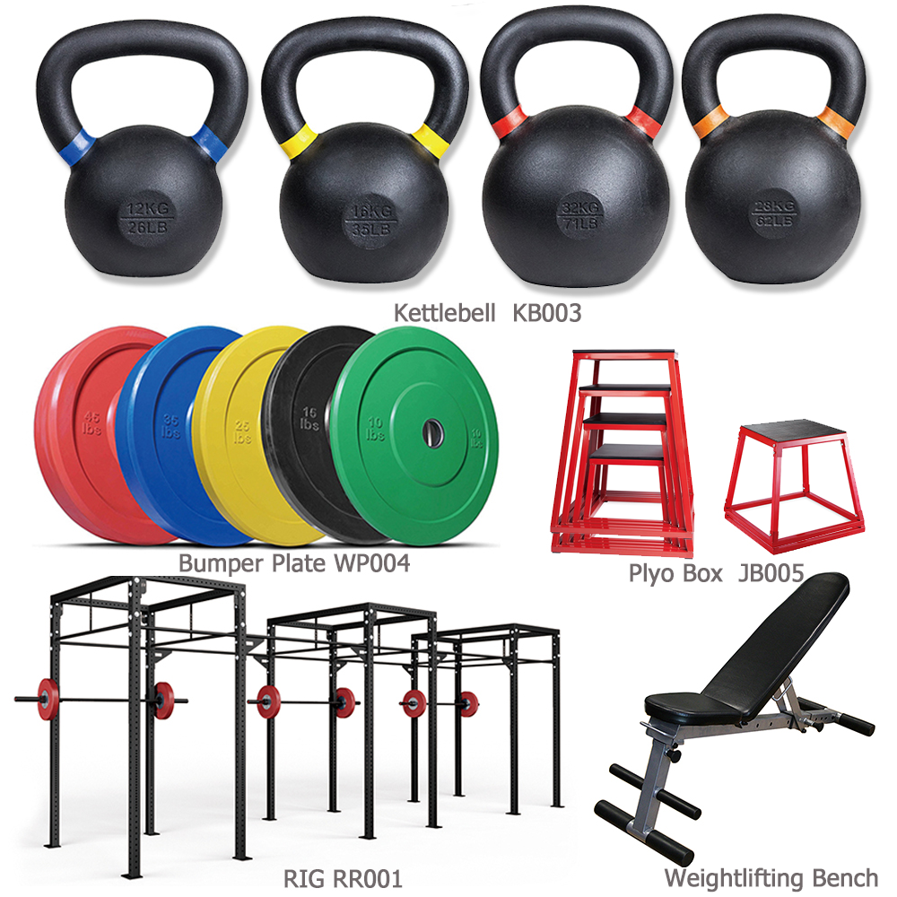 Build Your Own Mini Home Gym Equipment