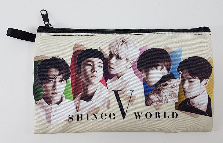 Buy SHINEE WORLD V Kpop Korean Boy Band BIG Zip Pen Pencil