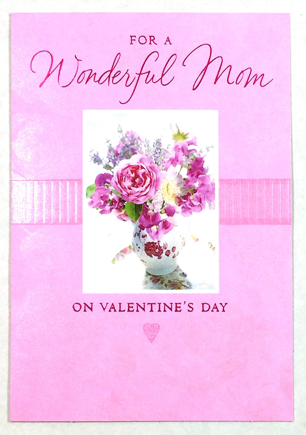 Cheap mom day card find mom day card deals on line at alibaba get quotations valentines card mom for a wonderful mom on valentines day hallmark m4hsunfo