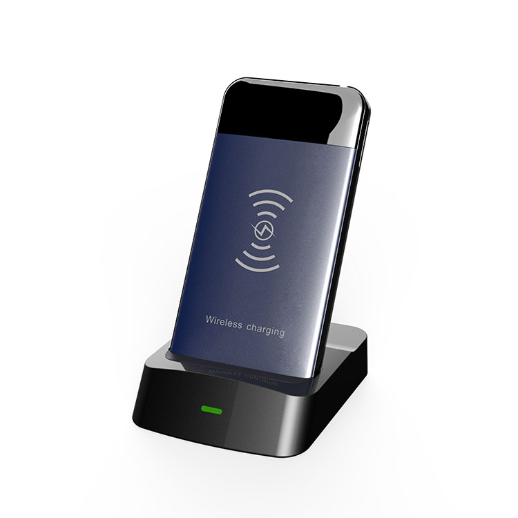 5000mAh OEM USB Quick Charging 3 in 1 Wireless Charger for Mobile Phone