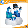 Good quality inflatable christmas ornaments christmas snowman