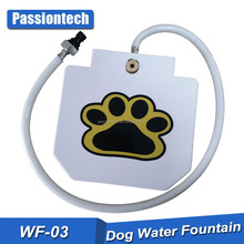 Automatic Smart Pet Feeder For Dogs and Cats, Dog Auto Water Fountain