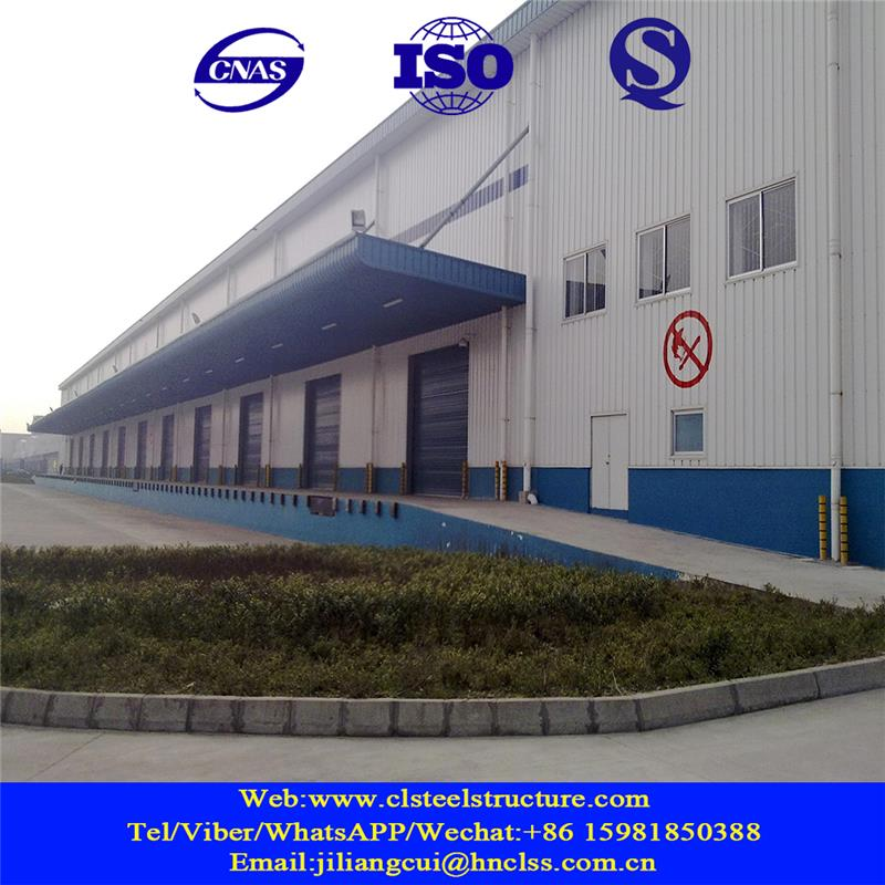 stainless car showroom steel structure warehouse/plants/factory prefab chickhen house
