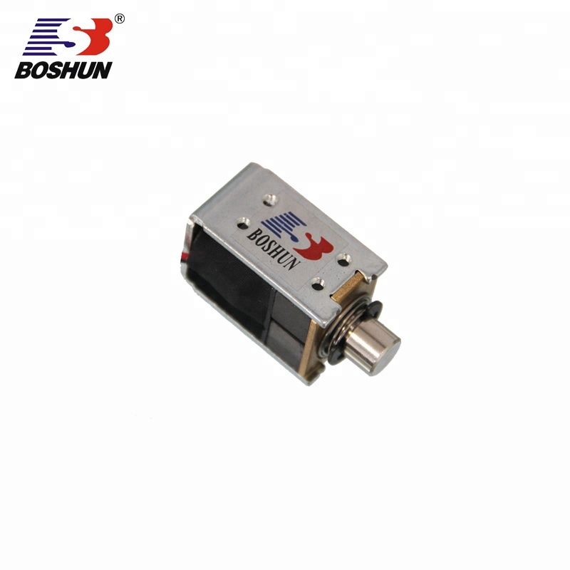 Frame Latch Permanent Magnet DC 5V 5mm Strong magnetic Mini Electric Solenoid