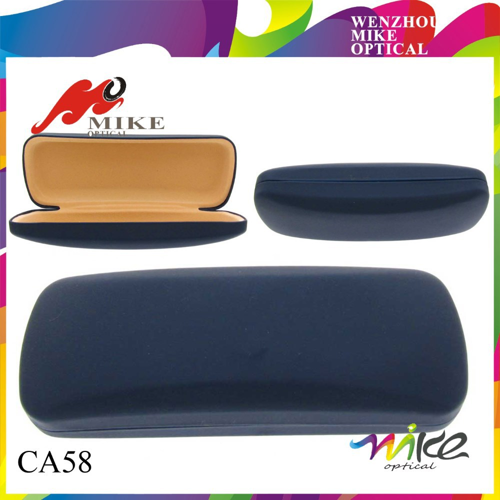 High quality hard eyeglasses case,eyeglass storage box,cute eyeglasses case