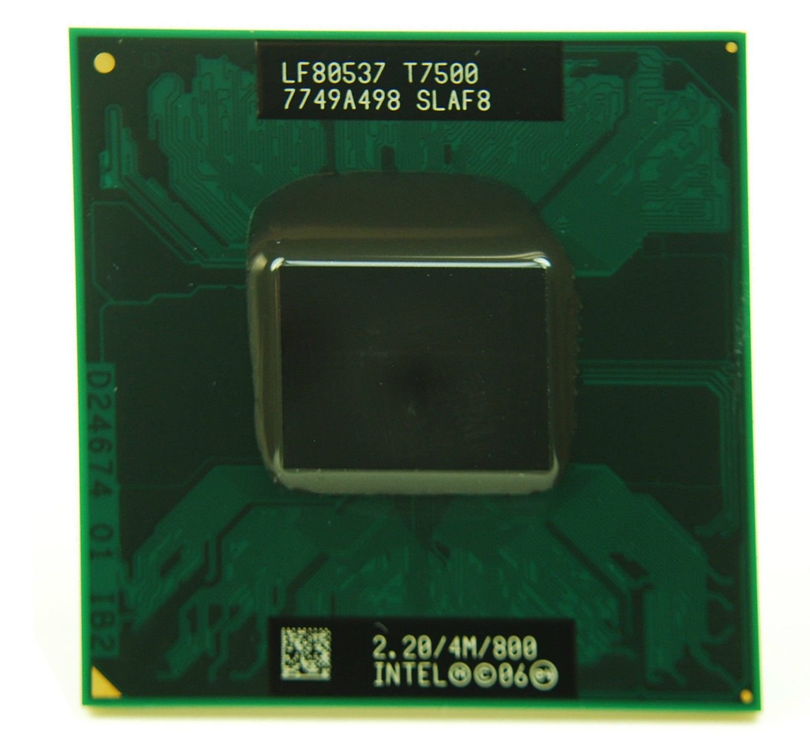 Cheap Core 2 Duo T7500 Processor Find Prosesor Intel C2d E7500 Get Quotations 22ghz 4mb Mobile Cpu Socket P 478 Pin