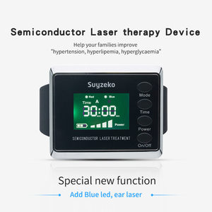 portable medical nose cold laser semiconductor diabetes physical therapy treatment instrument/machine/device/equipment