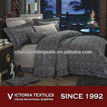 BRAND NEW luxury design printed bed set queen comforter cover set