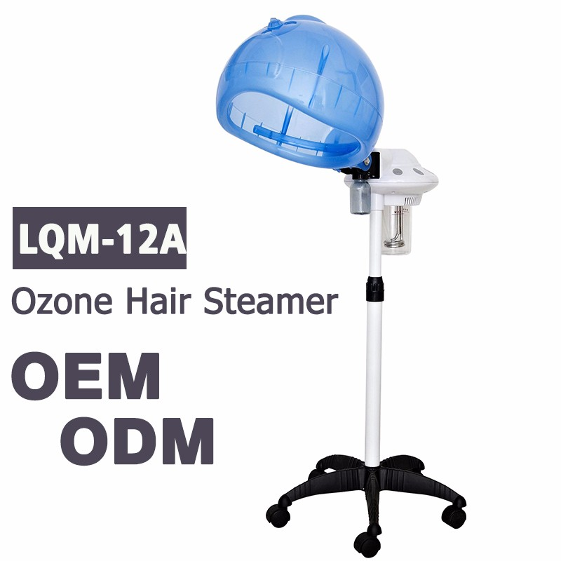 Bns Ozone Ultrasonic Mist Hair Steamer On Stand
