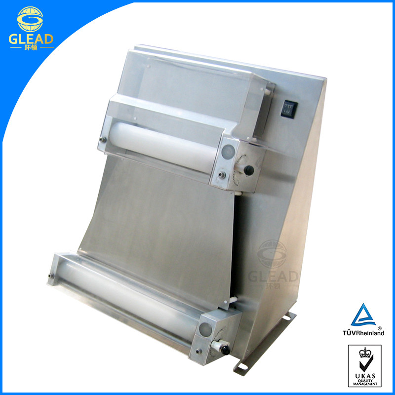 Professional high quality pizza used dough roller machine