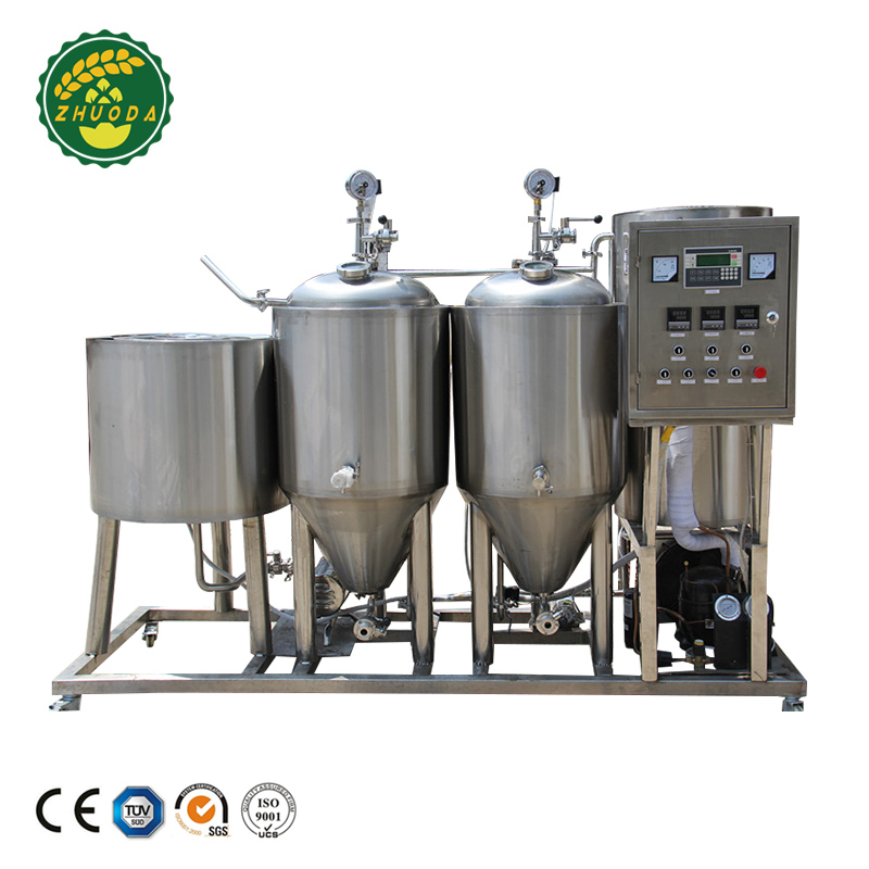 High Quality Hotel Bar Beer Brewery Equipment 600l Beer
