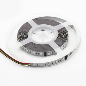Waterproof RGB DMX512 Programmable LED Strip 60Led/s