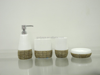 Astounding 2017 4Pcs China Cheap Plastic Polyresin Bath Set Good Quality Bathrooms Accessories Set For Sale Buy Cheap Bathroom Sets For Sale Good Quality Home Interior And Landscaping Fragforummapetitesourisinfo