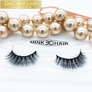 Top Quality Private Label Oem 100% Macy Mink False Lashes
