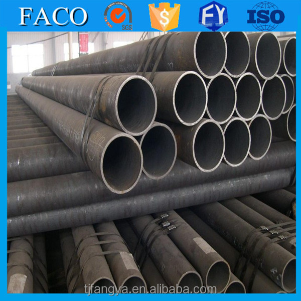 ERW Pipes and Tubes !! 30 inch carbon weld steel pipe random length tube