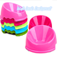 New Fashionable Pet Shop Products Funny Slope Leakproof Pet Bowl Cat Bowl