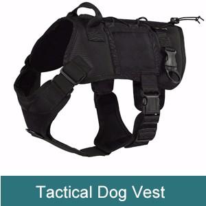 Tactical Dog Vest