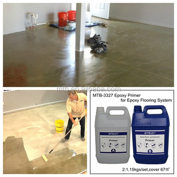 Epoxy Bonding Floor Primer Buy Epoxy Primer For Concrete Flooring