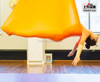 Best Selling Aerial Yoga Hammock, Flying Stretch Anti-gravity yoga hammock