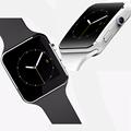2016 New Smart Watch X6 Smartwatch Support SIM TF Card Bluetooth WAP GPRS SMS MP3 MP4