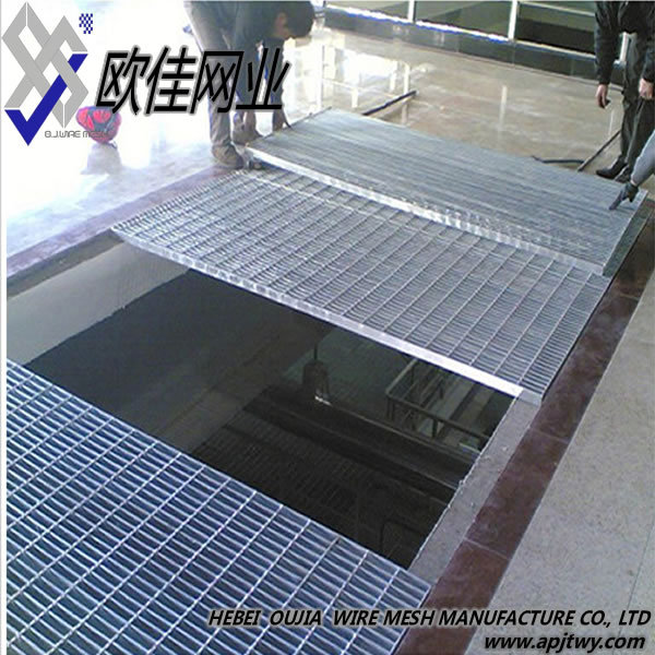 Galvanized Steel Ductile Iron Water Drain Gully Grating