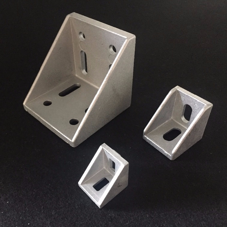 aluminum profile assembly connectors accessories