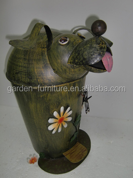Fujian Anxi Wrought Iron Handicrafts Wholesale Garden Animal Outdoor