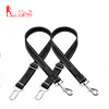 Dog Harness Pet Car Vehicle Seatbelt, Pet Safety Leash Leads for Dogs/Cats, Reflective Nylon Fabric