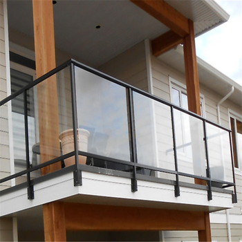 Customed Design Balkon Geländer Design Indoor/terrasse 304 Edelstahl ...