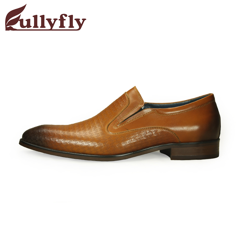 and dress Autumn in shoes mens leather Men's Italian spring FwTCq4pKHc