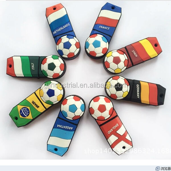 2014 newest world cup flash drive usb shenzhen